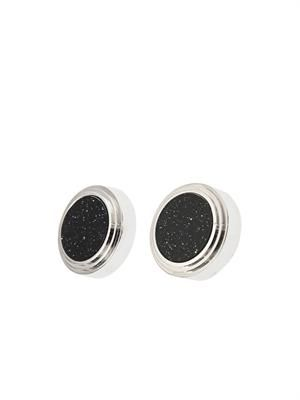 Galaxy granite button covers