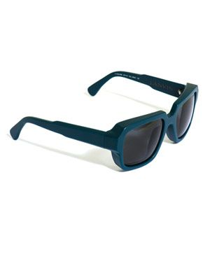Thick hexagon sunglasses