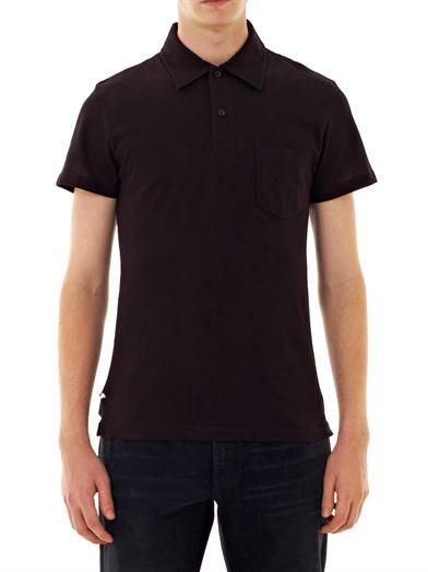 Sunspel Riviera polo shirt