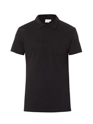 Riviera polo top