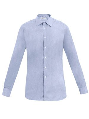End-on-end classic shirt