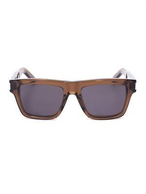 Bold frame sunglasses