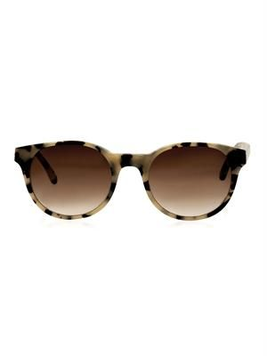 Paris tortoiseshell sunglasses