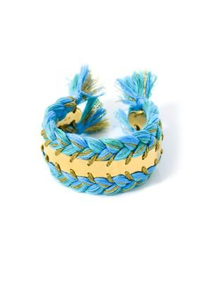 Copacabana gold-plated bracelet