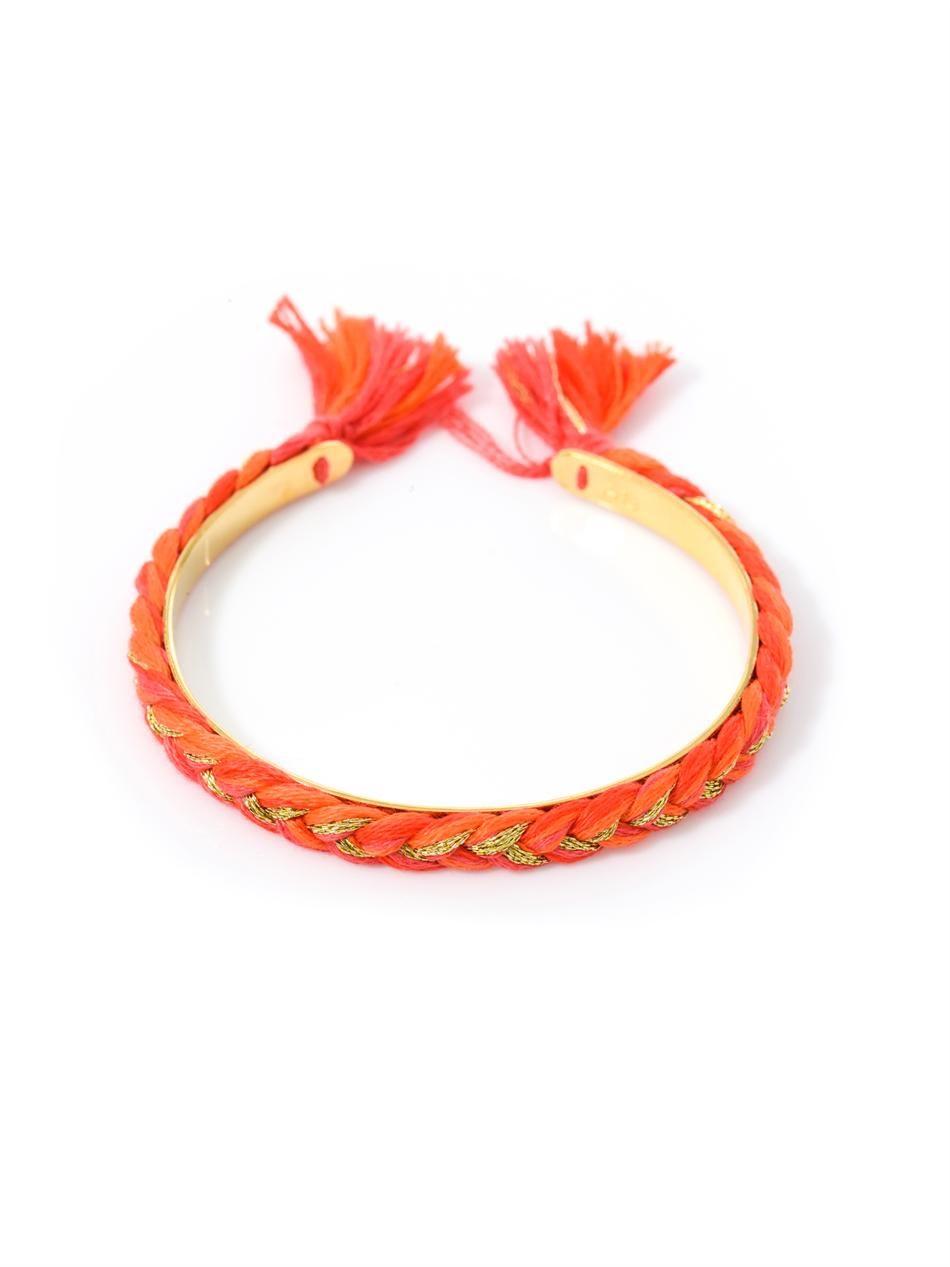 Copacabana gold plated bracelet  Aurélie Bidermann  MATCHESF