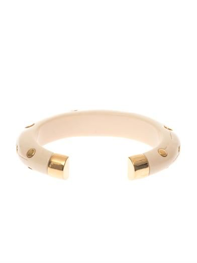 Aurélie Bidermann Caftan Moon gold-plated bangle
