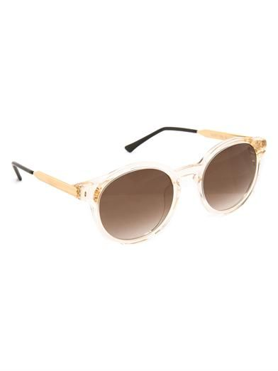 Thierry Lasry Silenty round-frame sunglasses