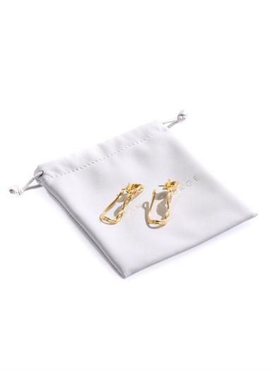 Fernando Jorge Diamond & gold Fluid ear cuffs