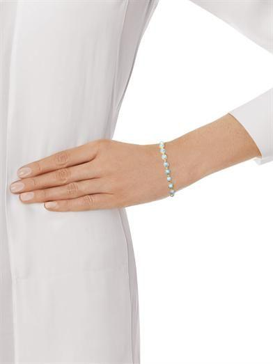 Irene Neuwirth Turquoise & yellow-gold bracelet