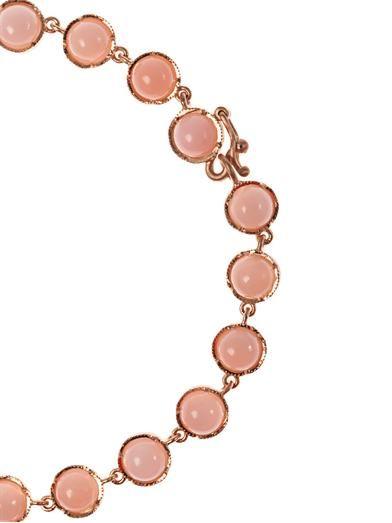 Irene Neuwirth Pink-opal & rose-gold bracelet