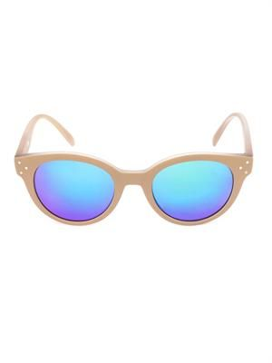 Vitesse mirrored sunglasses