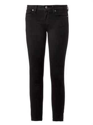 Verdugo mid-rise cropped skinny jeans