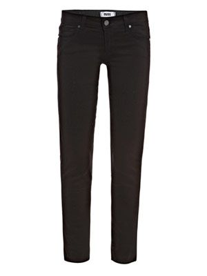 Skyline mid-rise cropped skinny jeans