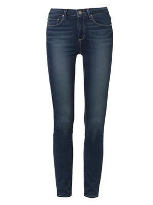 Hoxton Transcend high-rise skinny jeans