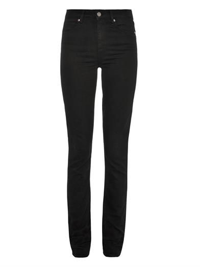 Paige Denim Hoxton high-rise straight-leg jeans