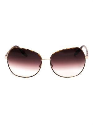 Yadielle square frame sunglasses
