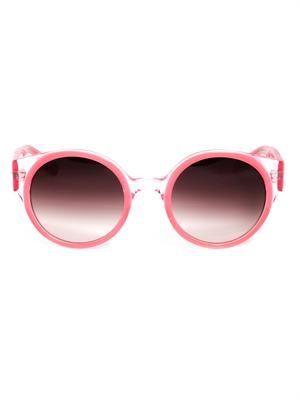 Feldon round-framed sunglasses