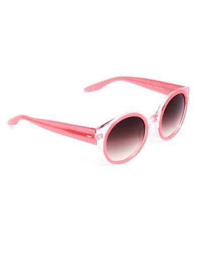 Barton Perreira Feldon round-framed sunglasses