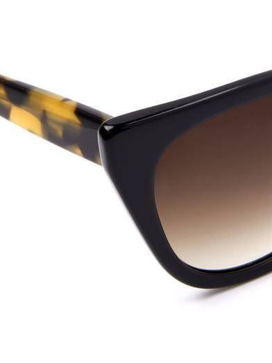 Barton Perreira Shirelle cat-eye sunglasses