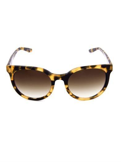 Barton Perreira Baez round-framed sunglasses