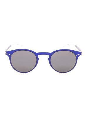 Maple stainless-steel sunglasses