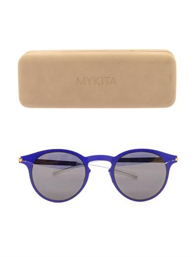 Mykita Maple stainless-steel sunglasses