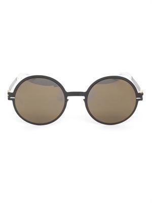 Scarlett stainless steel sunglasses