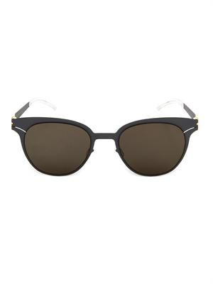 Mareike stainless-steel sunglasses