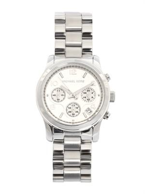 Classic triple chronograph watch