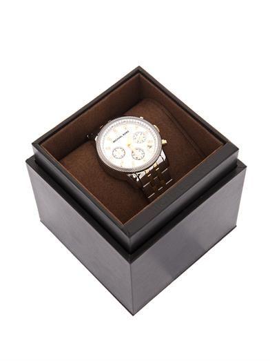 Michael Kors Watches Ritz triple chronograph watch