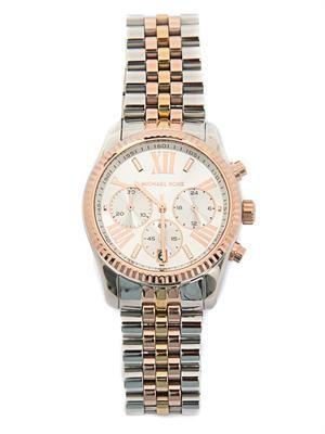 Tri-colour Lexington Chronograph watch