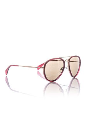 Hamptons aviator sunglasses