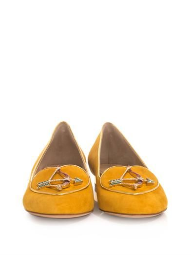 Charlotte Olympia Sagittarius Birthday shoes