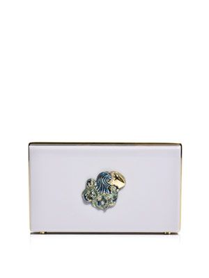 Aquarius Zodiac Pandora clutch