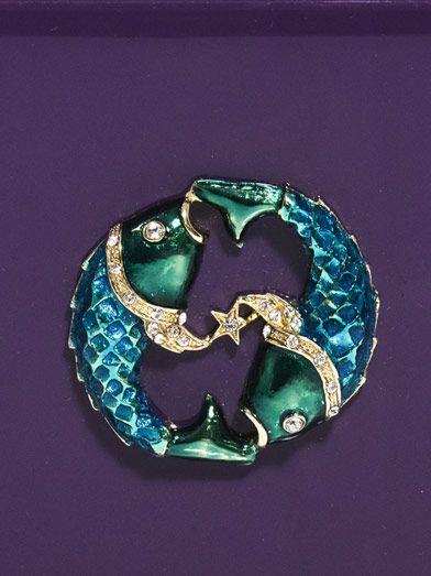 Charlotte Olympia Pisces Zodiac Pandora clutch