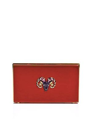 Aries zodiac Pandora clutch