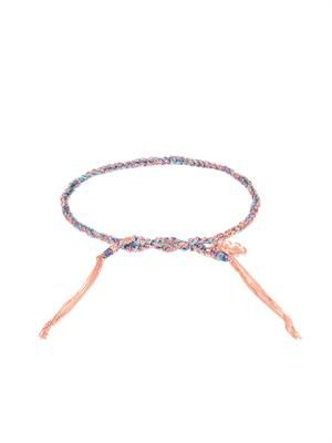 Pink-gold Intuition Lucky bracelet
