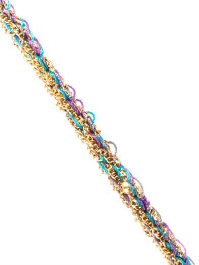 Carolina Bucci Yellow-gold lucky Intuition bracelet