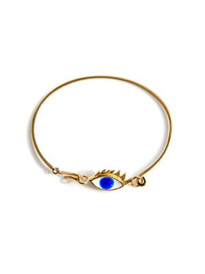 Yellow gold Bloody Tears bracelet