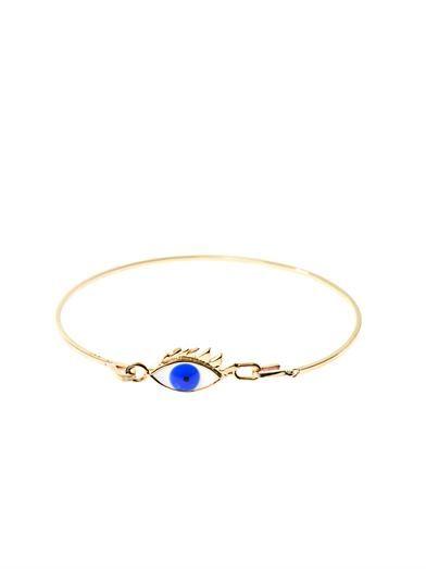 Delfina Delettrez Gold Bloody Tears bracelet