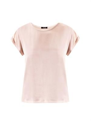 Caris silk T-shirt