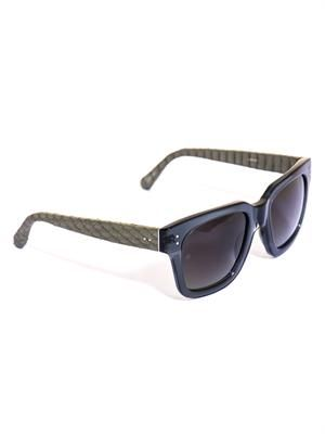 Water snake and acetate sunglasses