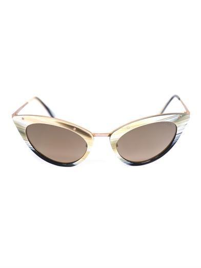 Tom Ford Sunglasses Grace cat-eye sunglasses