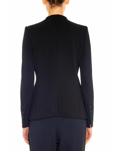Helmut Lang Gala tailored blazer
