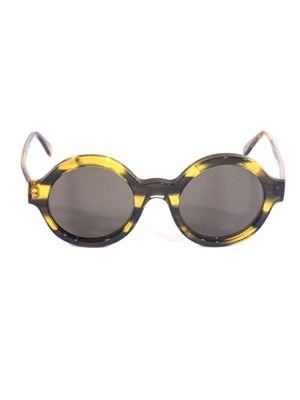 Frieda round sunglasses