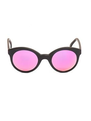 White Chapel cat-eye sunglasses