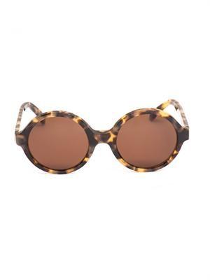 Sophie round sunglasses