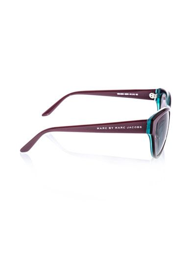Marc by Marc Jacobs Upswept-eye sunglasses