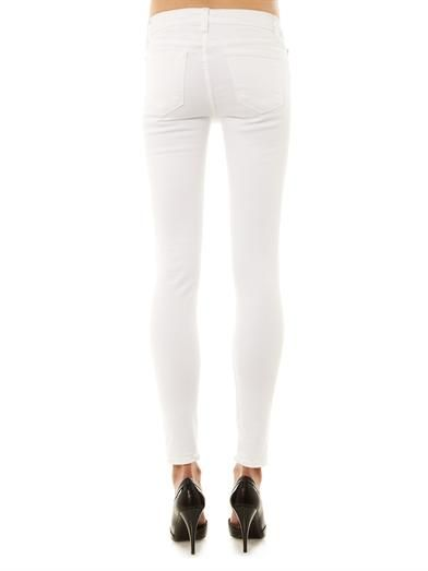 J Brand 811 mid-rise skinny jeans