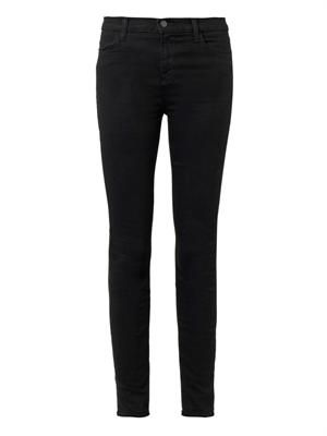 Maria Photo Ready high-rise skinny jeans